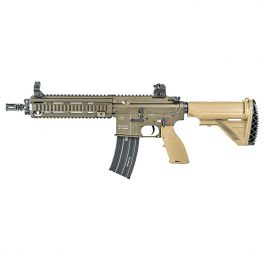 heckler & koch hk416 v2 cqb 10.5 tan