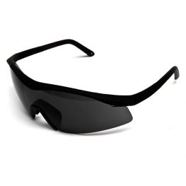 TTD complete goggles dark lens
