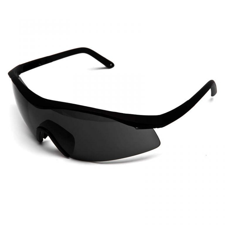 TTD complete goggles dark lens