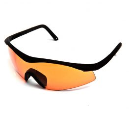 ttd complete goggles orange lens