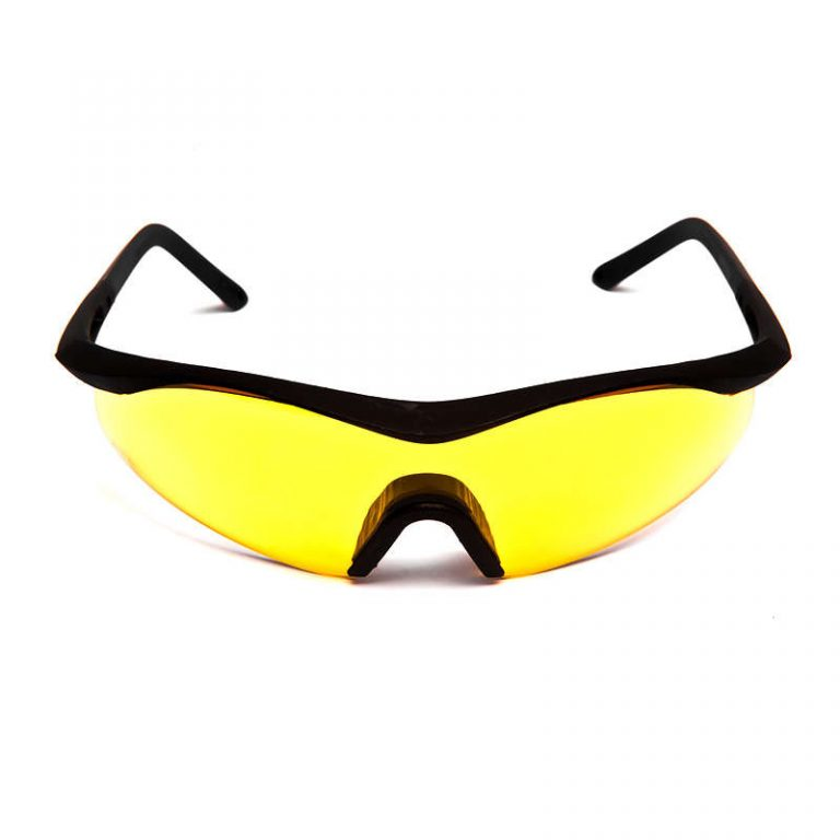 ttd complete goggles yellow lens